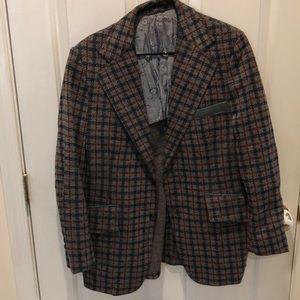 Other - EUC Men's 42R Vintage 100% Wool Blazer